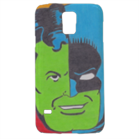 THE COMPOSITE SUPERMAN Cover samsung Galaxy s5 3D