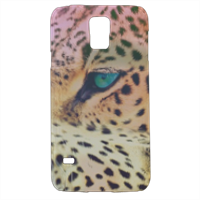 Leopard Cover samsung Galaxy s5 3D