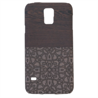 Wenge and Gothic Cover samsung Galaxy s5 3D