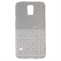 Alluninium and vintage Cover samsung Galaxy s5 3D