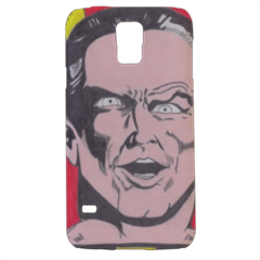 BLACK ADAM Cover samsung Galaxy s5 3D
