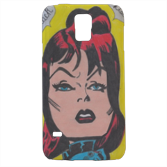 BLACK WIDOW Cover samsung Galaxy s5 3D