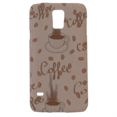 coffee Cover samsung Galaxy s5 3D