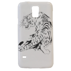 Tigre per cellulari Cover samsung Galaxy s5 3D