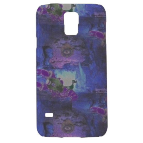Uchronia Cover Cover samsung Galaxy s5 3D