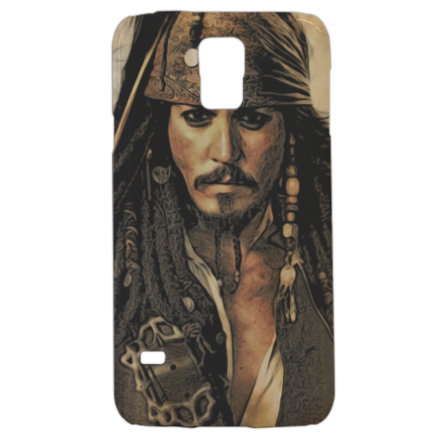 Pirati Cover samsung Galaxy s5 3D
