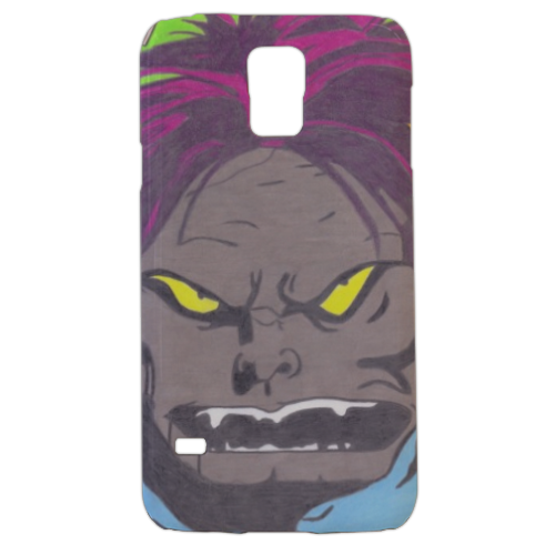 MAN BULL Cover samsung Galaxy s5 3D