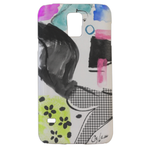 Glamour Cover samsung Galaxy s5 3D