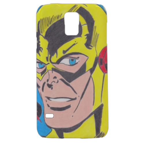 PROFESSOR ZOOM Cover samsung Galaxy s5 3D