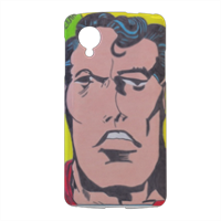 SUPERMAN 2014 Cover nexus 5 stampa 3d