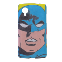 BATMAN 2014 Cover nexus 5 stampa 3d