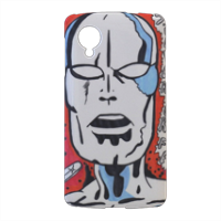 SILVER SURFER 2012 Cover nexus 5 stampa 3d