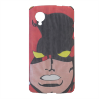 DEVIL 2013 Cover nexus 5 stampa 3d
