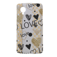 Love and Love Cover nexus 5 stampa 3d