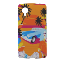 Rich Summer  Cover nexus 5 stampa 3d