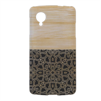 Bamboo Gothic Cover nexus 5 stampa 3d