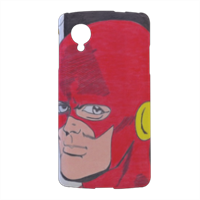 FLASH Cover nexus 5 stampa 3d