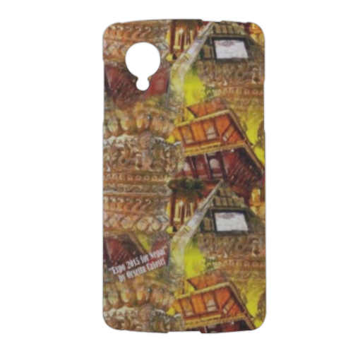 Nepal Padiglione Expo 2 Cover nexus 5 stampa 3d