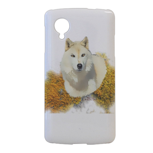 Mon Loup Expecto Patronum Cover nexus 5 stampa 3d
