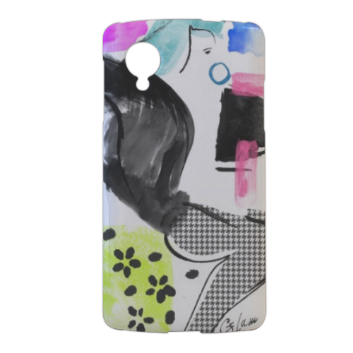 Glamour Cover nexus 5 stampa 3d