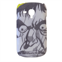 BIZARRO 2013 Cover samsung galaxy s3 mini 3d