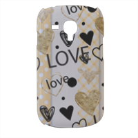 Love and Love Cover samsung galaxy s3 mini 3d