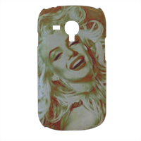 Sun Woman Cover samsung galaxy s3 mini 3d