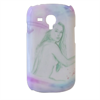 anima nei fior Cover samsung galaxy s3 mini 3d
