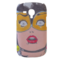 CATWOMAN 2016 Cover samsung galaxy s3 mini 3d