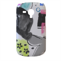 Glamour Cover samsung galaxy s3 mini 3d