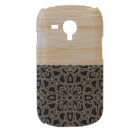 Bamboo Gothic Cover samsung galaxy s3 mini 3d