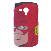 FLASH Cover samsung galaxy s3 mini 3d