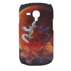 Cover Anime Opposte Cover samsung galaxy s3 mini 3d