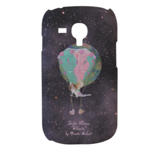 Zodiac Fortune Lib Cover samsung galaxy s3 mini 3d
