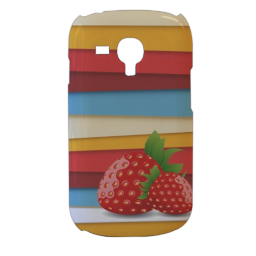 Frutta Cover samsung galaxy s3 mini 3d