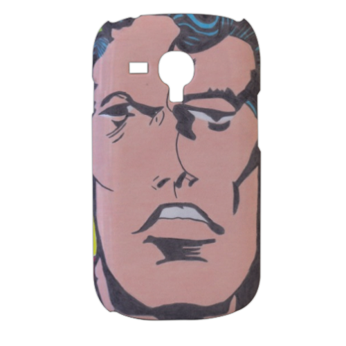 SUPERMAN 2014 Cover samsung galaxy s3 mini 3d