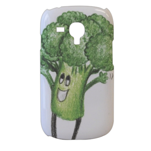broccoletto Cover samsung galaxy s3 mini 3d