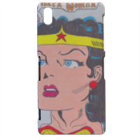 WONDER WOMAN 2015 Cover sony xperia Z2 3d
