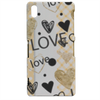 Love and Love Cover sony xperia Z2 3d