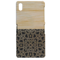 Bamboo Gothic Cover sony xperia Z2 3d