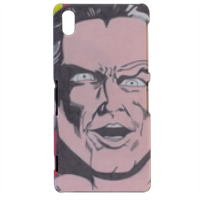 BLACK ADAM Cover sony xperia Z2 3d