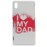 I Love My Dad - Cover sony xperia Z2 3d