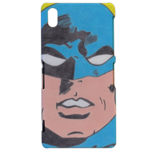 BATMAN 2014 Cover sony xperia Z2 3d