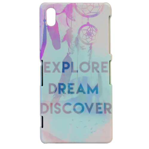 dreamcatcher Cover sony xperia Z2 3d