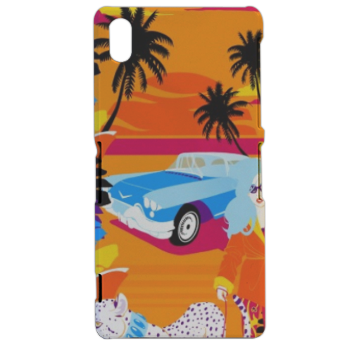 Rich Summer  Cover sony xperia Z2 3d
