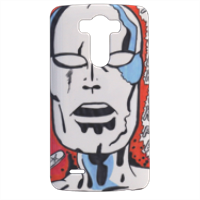 SILVER SURFER 2012 Cover LG G3 stampa 3d