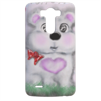 Puffotto Cover LG G3 stampa 3d