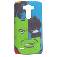 THE COMPOSITE SUPERMAN Cover LG G3 stampa 3d