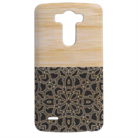 Bamboo Gothic Cover LG G3 stampa 3d