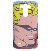 MISTER IMBROGLIO Cover LG G3 stampa 3d